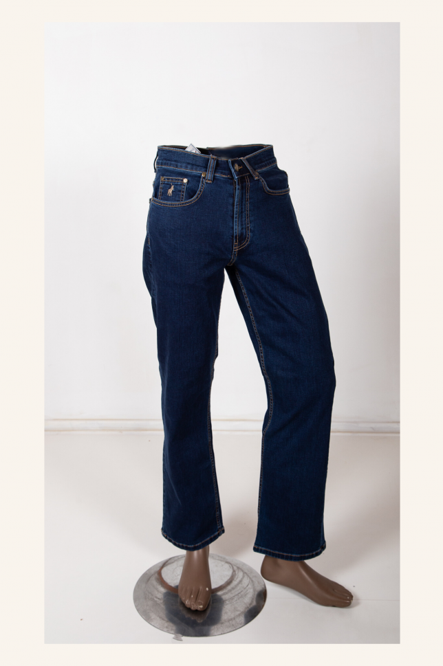 POLO Denim Indigo Stretch Pants