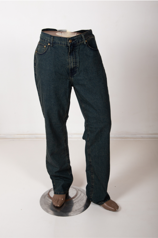 Grey DSL Denim Works Stretch Pants